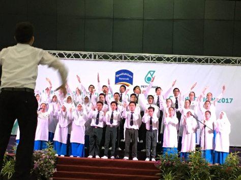 Choral Speaking 2017