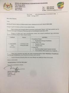 JADUAL PENDAFTARAN PA , T1 DAN T2 TAHUN 2020
